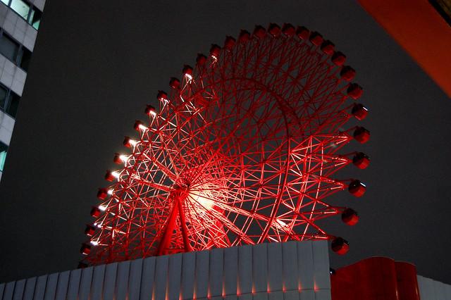 Ferris Wheel @ Night