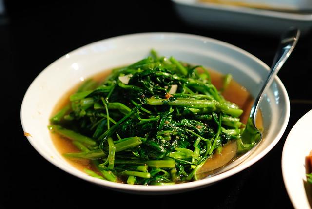 腐乳空心菜 Water Spinach with Fermented Bean Curd   Flickr - Photo Sharing!
