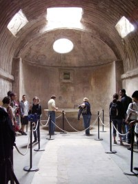 Roman Bath Vaulted Ceiling   Flickr - Photo Sharing!