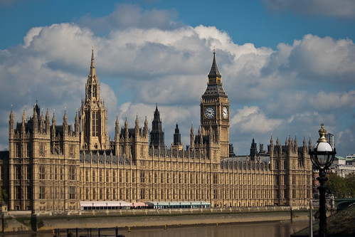 Palace of Westminster by Qsimple