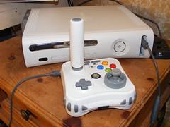 Xbox 360 Arcade GameStick by Tektum