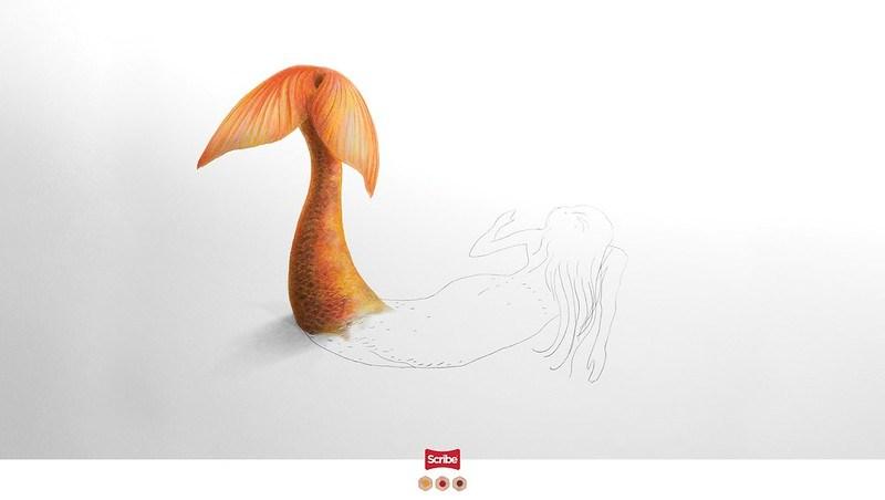 Scribe - Mermaid