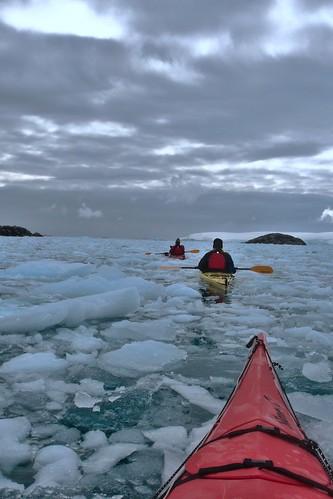 Antarctica Sailing Trip