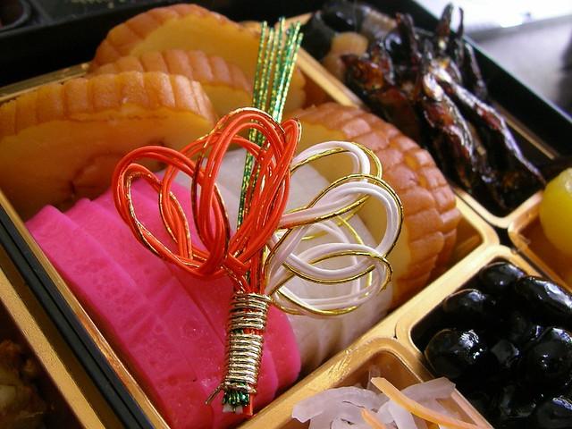 おせち料理 Osechi(Japanese New Year's Cuisine)
