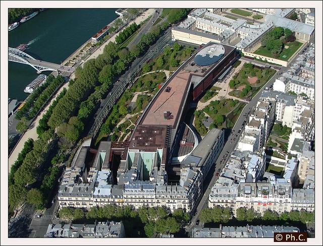 Jean Nouvel  Musee de Quai Branly Paris 1  a gallery on Flickr