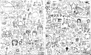 random things draw drawings cool easy drawing doodle awesome similar google