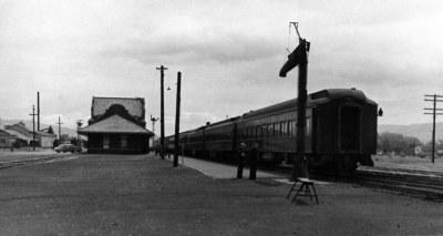 Northern Pacific Depot, Ellensburg, WA