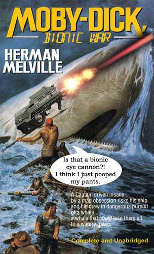 Moby Dick Bionic War