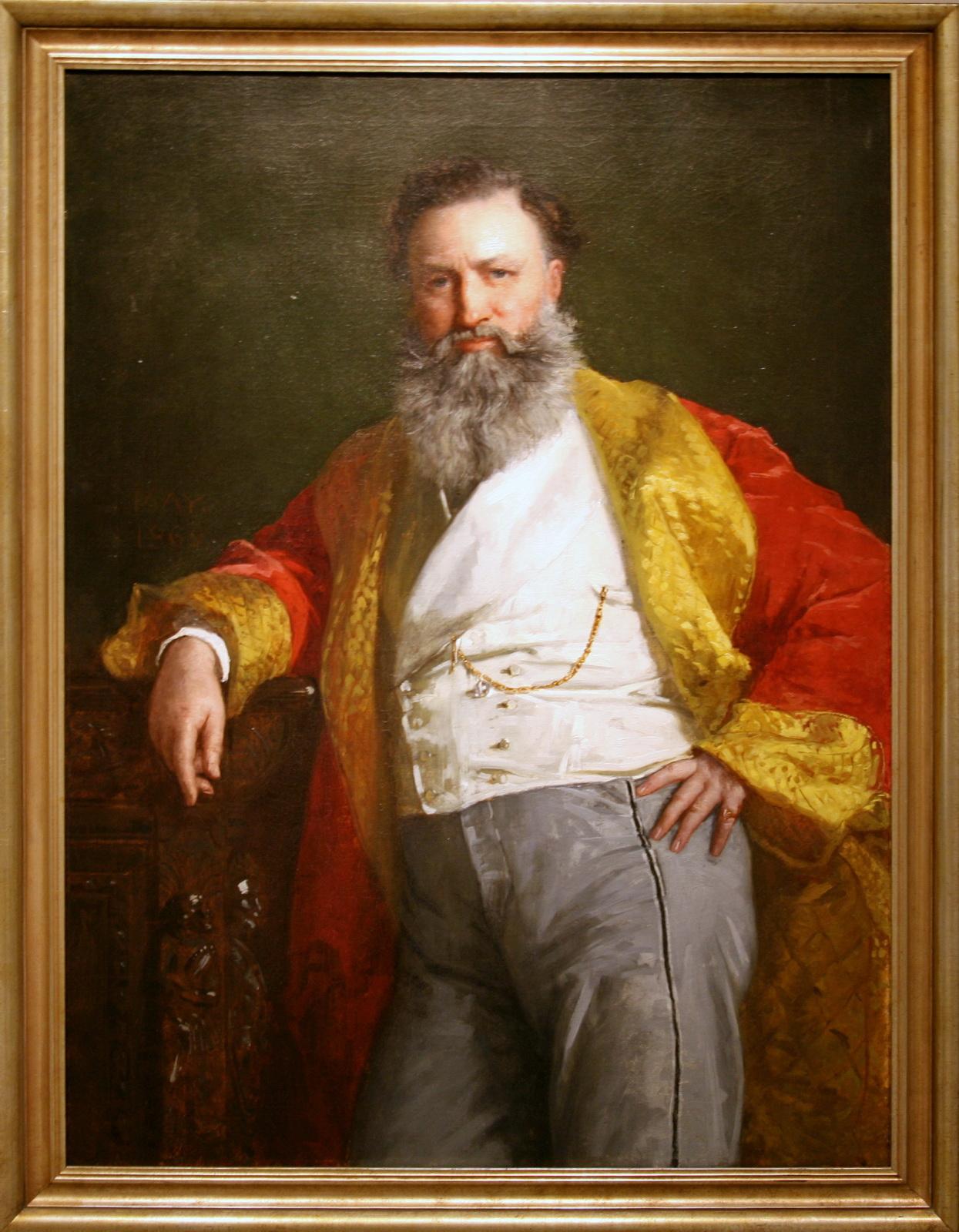 Singer, Isaac Merrit (1811-1875)