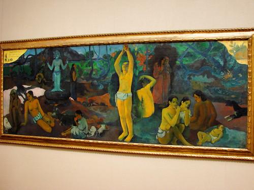Da dove veniamo? Che siamo? Dove andiamo?, Gauguin