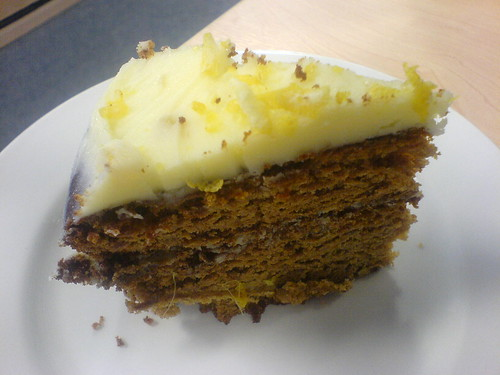 Food and Drink ginger cake(1)