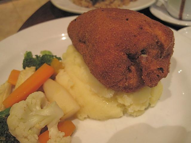 Chicken ala Kiev