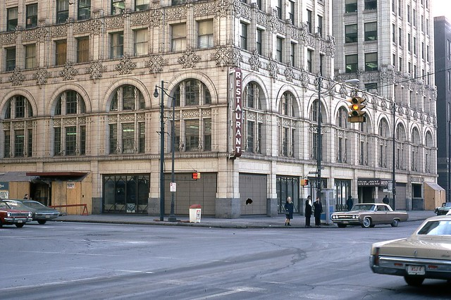 Standard Bldg Ontario and St Clair Cleve OH Jan 71