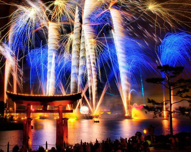 Disney - Illuminations - Reflections of Earth (4) (Explored)