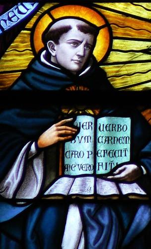 """""""Homo unius libri"""" ~Saint Thomas Aquinas"""
