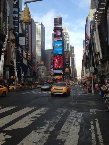 Times Square, NYC. Nueva York