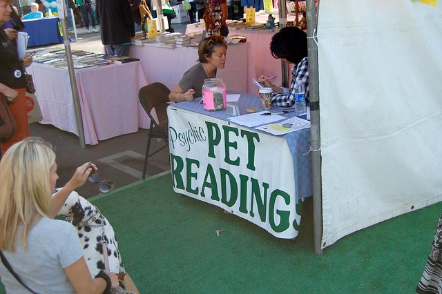 Psychic Pet Reading