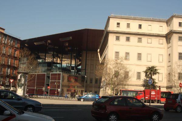 Of Museo Nacional Centro De Arte Reina Sof
