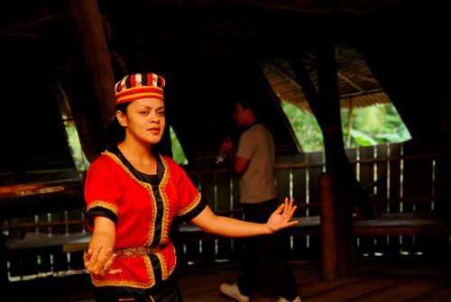 Iban Dance