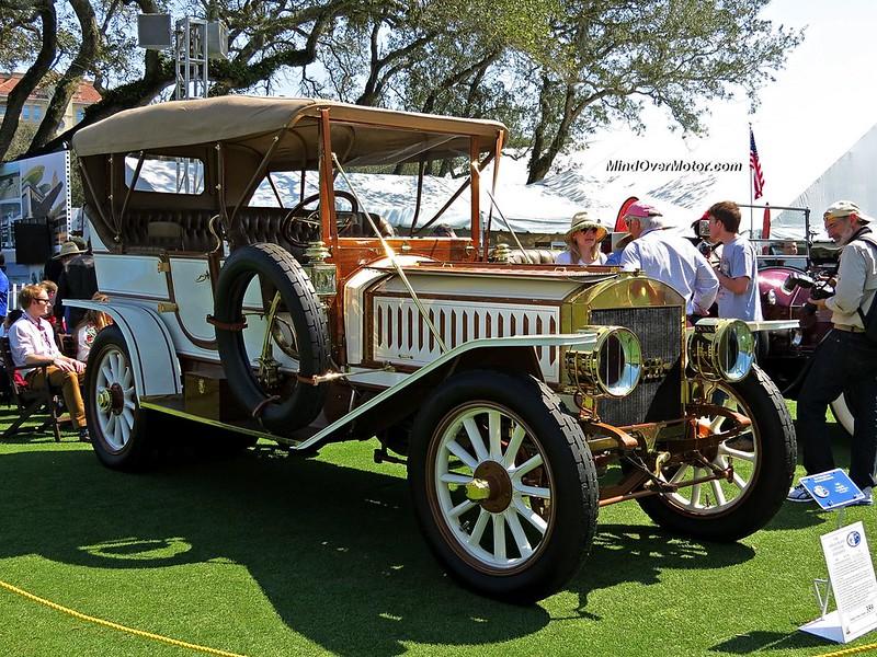 1909 Austin 60