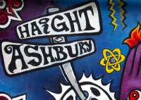 Haight-Ashbury Psychedelic Mural | Flickr - Photo Sharing!