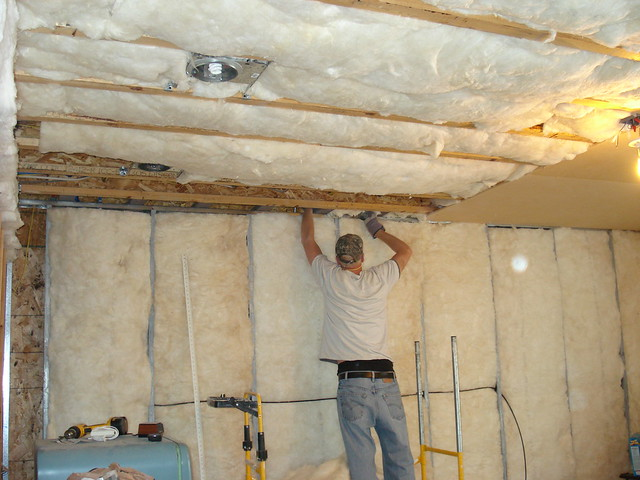 Basement Insulation Ceiling « Ceiling Systems