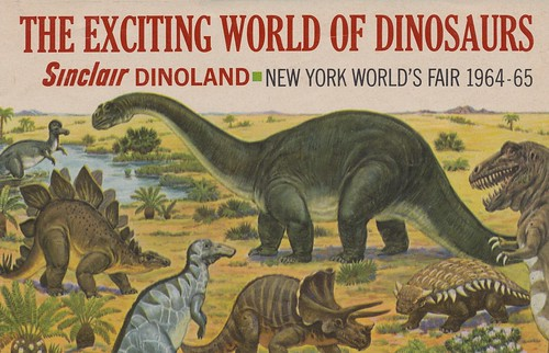 The Exciting World of Dinosaurs - 1964-65 New York World's Fair