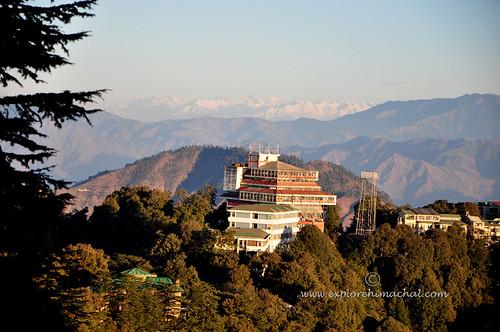 HP university , Shimla, Himachal Pradesh