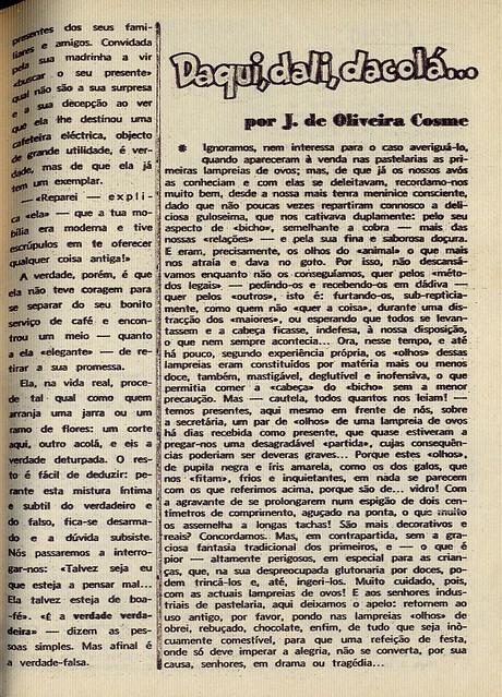 Crónica Feminina, No. 374, January 23 1964 - 101 by Gatochy