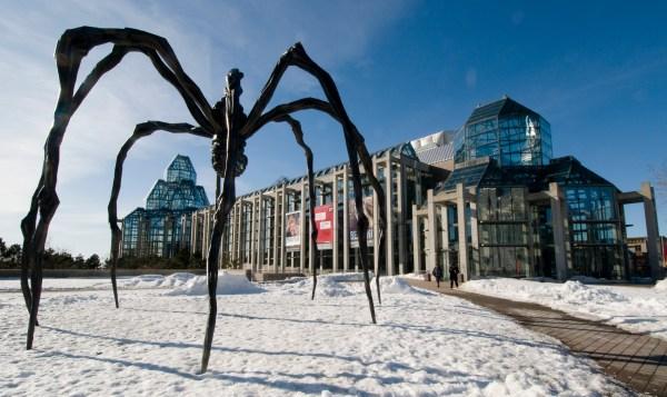 National Art Gallery Ottawa Canada