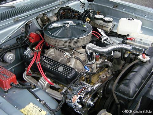 Dodge 318 V8 Engine Diagram