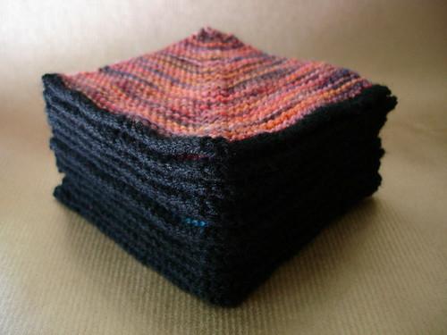 Mitred squares