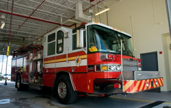 Broward County Fire Rescue Air - Year of Clean Water