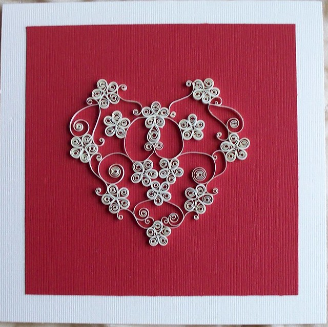 Paper Quilling A Gallery On Flickr