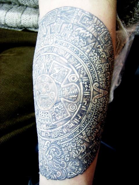 Tatuajes Mayas Brazo Disfraces De Toy Story