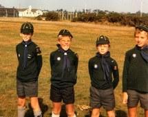 Cub Boy Scout Camp