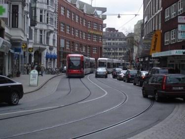 Straßenbahn Bremen