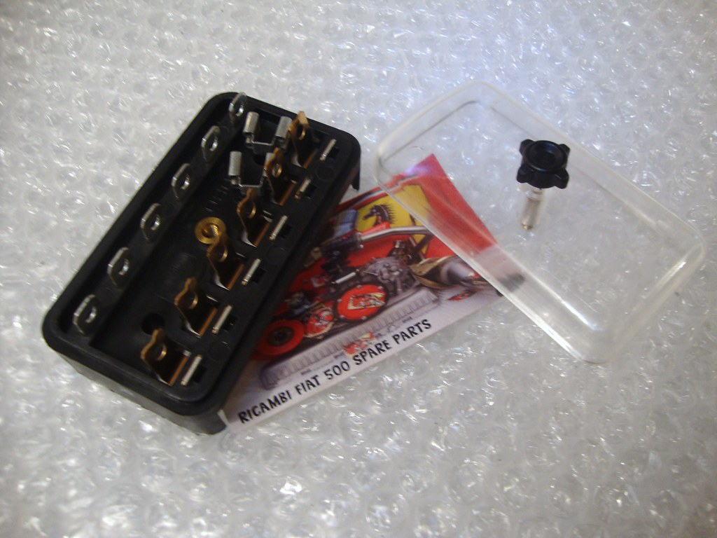 hight resolution of  fiat 500 126 fuse box cod n 3 9u by ricambi fiat 500