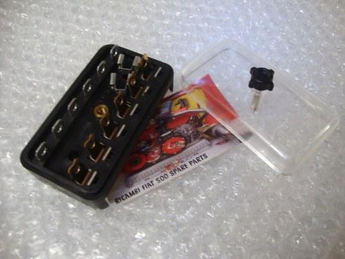 small resolution of  fiat 500 126 fuse box cod n 3 9u by ricambi fiat 500