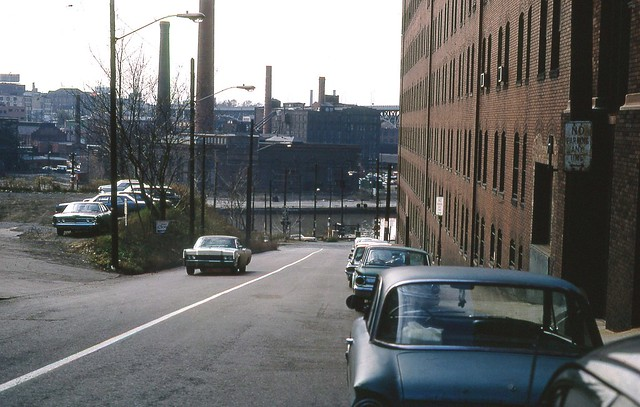 St Clair Hill to River Nov 17 1970