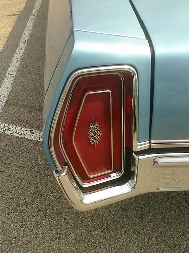 1971 Delta 88 Royale