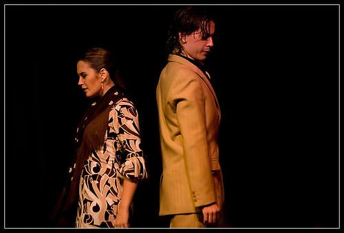 Isabel Rodríguez y José Antonio Jurado. Foto: Juan Pelegrín