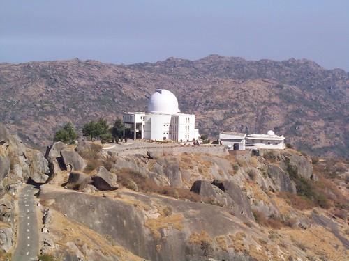 Mount Abu Observatory, Rajasthan