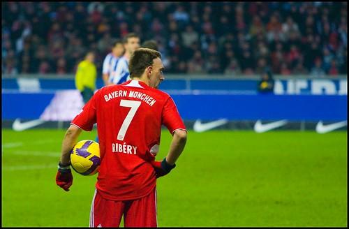 Hertha-Bayern 2-1