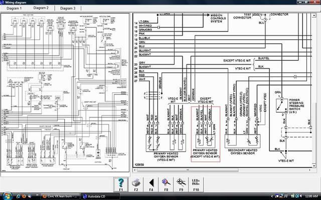 1998 honda civic vx 02 sensor wiring diagram | Flickr