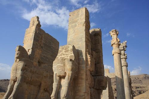 Persepolis 7- Shiraz - Iran | تخت جمشید - شیراز - ایران [Explored]