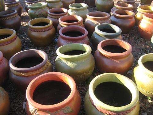 Earthen vessels by heyyu