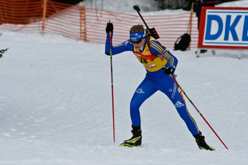 Helena Jonsson: IBU World Cup winner 2009