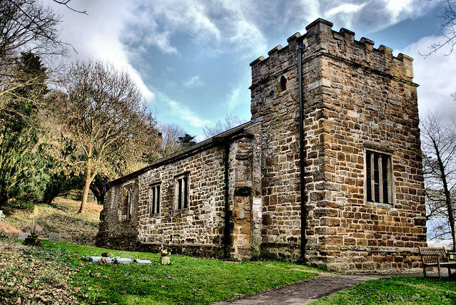 Somerby Church Linconshire : Rick Wilks on Flickr (Click image)
