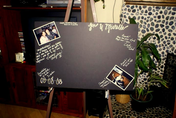 The Guestbook(board)